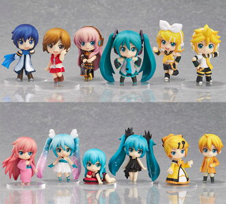 Nendoroid Petite - Miku Hatsune Selection BOX(Released)
