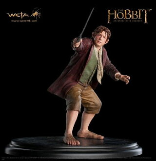 The Hobbit: An Unexpected Journey - Bilbo Baggins 1/6 Figure(Back-order)