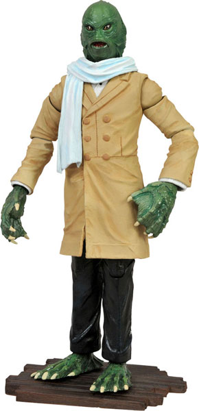 The Munsters Select Figure - Uncle Gilbert (Previews Exclusive)