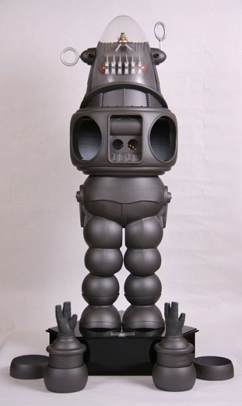 Forbidden Planet - Robby the Robot 1/2 Kit (Single Shipment)