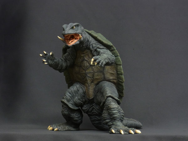 Daiei 30cm Series - Gamera (1995 Edition) Partial Assembly Required Complete Figure