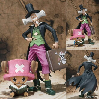 Figuarts ZERO - Tony Tony Chopper & Dr. Hiluluk(Released)