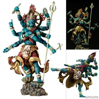 Revoltech Takeya No.015 Gundari Myoo (Kundali)(Released)