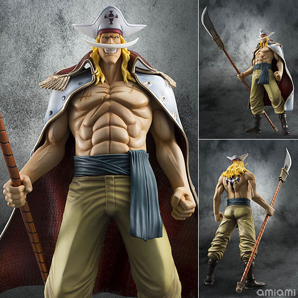 "Excellent Model Portrait.Of.Pirates ONE PIECE NEO-EX ""Whitebeard"" Edward Newgate Ver.0 Complete Figure(Released)"