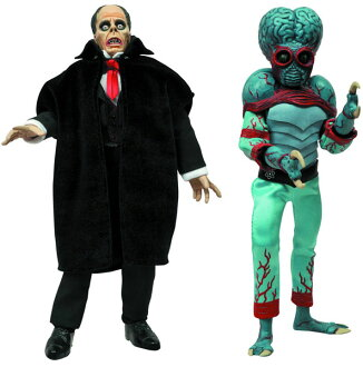 Universal Monsters - Retro Action Figure Series 4 2 Type Set