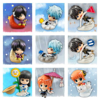 Petit Chara Land - Gintama Ketsuno Ana no Tenkiyohou Hen BOX(Released)