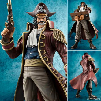 Excellent Model Portrait.Of.Pirates ONE PIECE NEO-DX Gol D. Roger Complete Figure(Released)(エクセレントモデル Portrait.Of.Pirates ワンピース NEO-DX ゴール・D・ロジャー 完成品フィギュア)