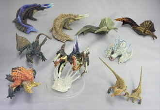 Capcom Figure Builder - Standard Model  Monster Hunter Vol.8 BOX