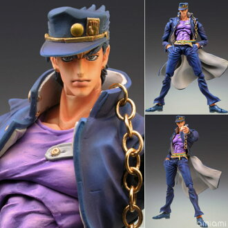 Super Action Statue - JoJo's Bizarre Adventure Part.III 12. Jotaro Kujo Second Complete Figure(Released)