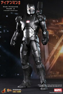 Movie masterpiece DIECAST Iron Man 3 1 / 6 scale action figure war machine, Mark 2 car [hot]? s, has already been released stock. ""