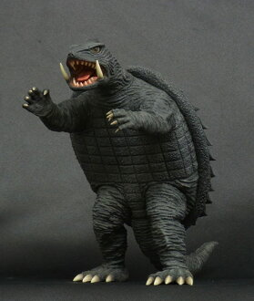 Daikaiju Series Daiei Tokusatsu Arc - Gamera 1966 Partial Assembly Required Complete Figure