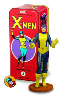 Marvel Classic Characters X-MEN Series #3 Marvel Girl