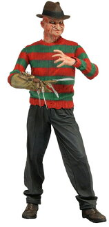 A Nightmare on Elm Street 7 Inch Action Figure Series 4 - Power Glove Freddy(Released)