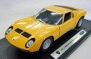 WELLY ダイキャストモデル 1/18 ランボルギーニ ミウラ P400SV 1971(イエロー)[WELLY]《09月予約》