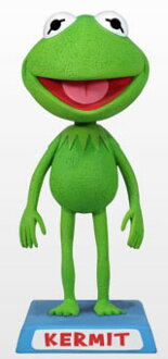 Wacky Wobbler - The Muppets: Kermit(Back-order)