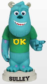 Wacky Wobbler - Monsters University: Sully(Back-order)