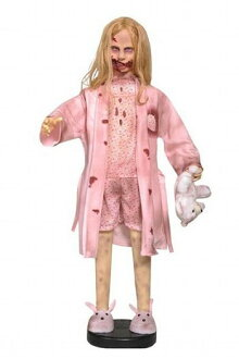 "The-walking-dead / Teddy bear girl life size statue only morbid, Enterprise, the ""out of stock."""