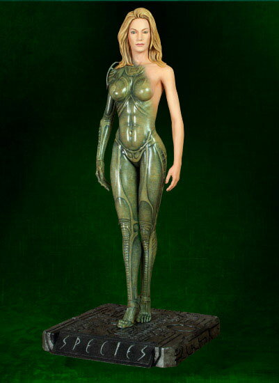 Species 1/4 Scale Statue - Sil(Back-order)