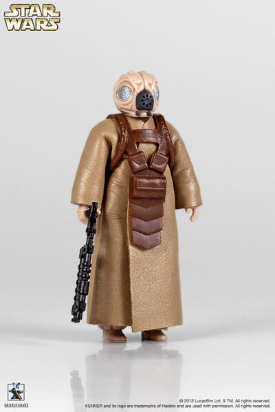 Retro Kenner 12 Inch Action Figure - Star Wars: Zuckuss (The Empire Strikes Back)