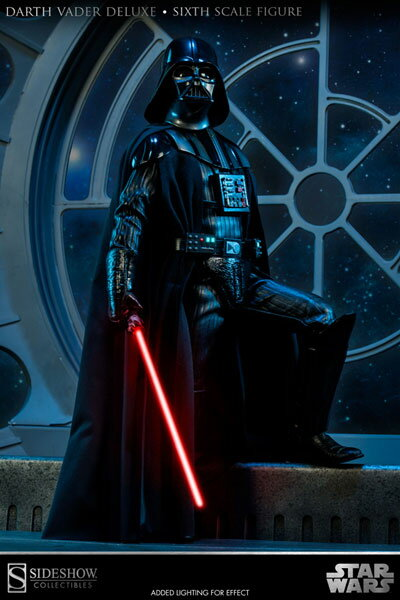 Star Wars 1/6 Scale Figure - Lords of the Sith: Darth Vader (Return of the Jedi)(Released)