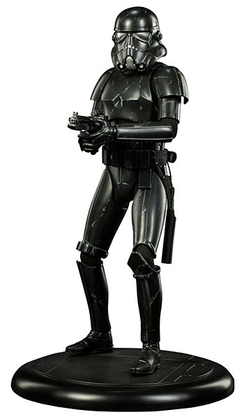 Star Wars 1/4 Scale Premium Figure - Blackhole Stormtrooper
