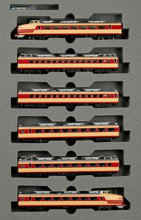 10-1147 181系100番台「とき・あずさ」6両基本セット(再販)[KATO]【送料無料】《02月予約》
