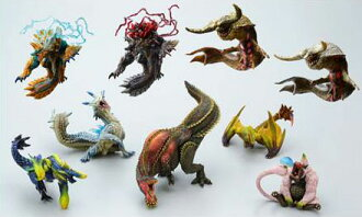 Capcom Figure Builder Standard Model Monster Hunter Rage Ver.2 BOX