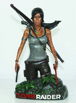 Tomb Raider - Lara Croft 5 Inch Bust