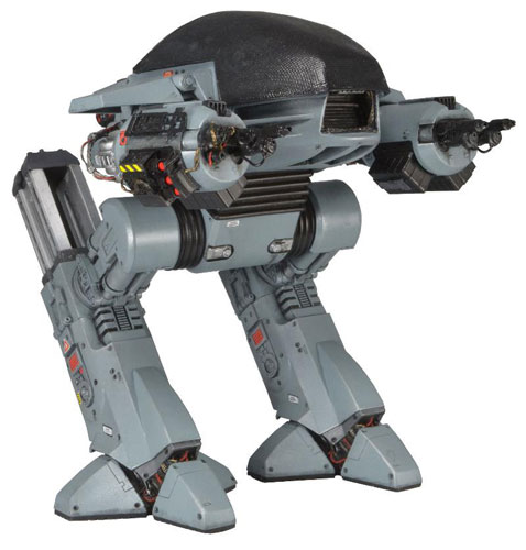 Robocop 10 Inch Action Figure ED-209 (w/Sound Gimmick)(Back-order)