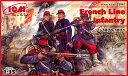 1/35 フランス歩兵 (1870-71) プラモデル(再販)[ICM]《取り寄せ※暫定》
