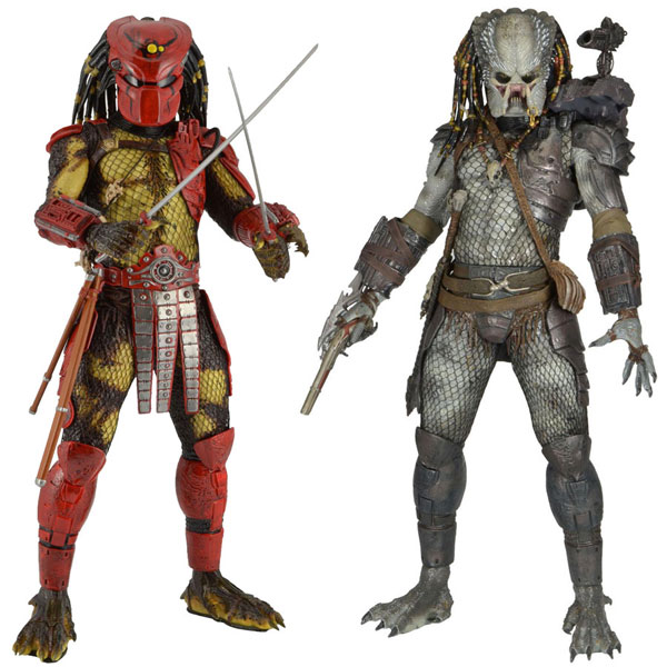 Predator 1/4 Scale Action Figure Series 3 Set of 2 Types [Possible Delay]