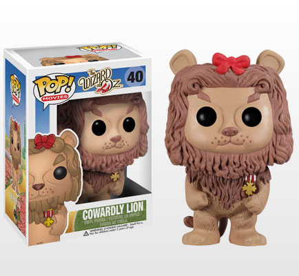 POP! - The Wizard of Oz: Cowardly Lion(Back-order)