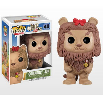 POP! - The Wizard of Oz: Cowardly Lion
