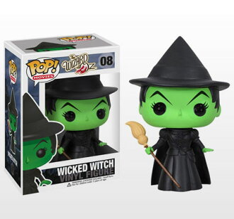 POP! - The Wizard of Oz: The Wicked Witch of the West