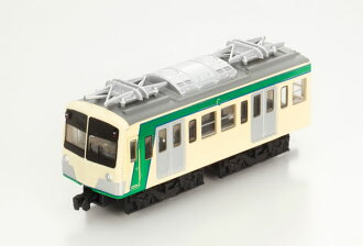 B-Train Shorty Joshin Dentetsu Deki Type 1 Electric Locomotive 500 Class Train