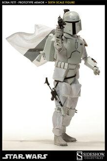 Star Wars 1/6 Scale Figure Boba Fett (Prototype Armor Ver.)
