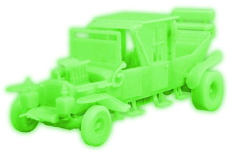 The munsters 1 / 15 scale replica Koach (luminous...) electric car? s December provisional reservations.""