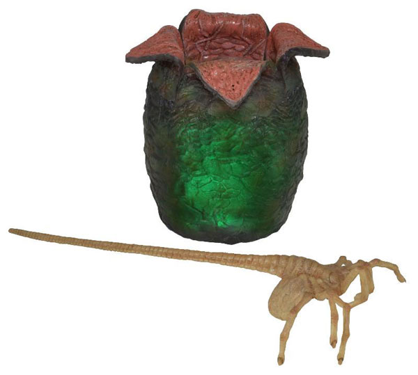 Alien 7 Inch Action Figure Series - Alien Egg with Launching Face Hugger