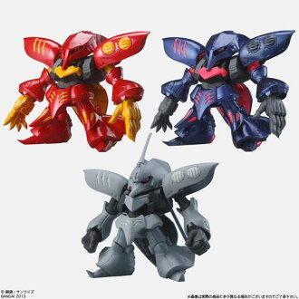 FW GUNDAM CONVERGE SP Qubeley (CANDY TOY)(Released)(FW GUNDAM CONVERGE SP キュベレイ (食玩))