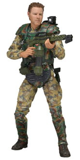 Alien 7 Inch Action Figure Series 2 - Sgt. Windri(Released)