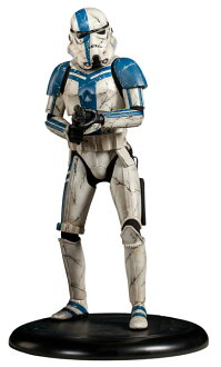Star Wars 1 / 4 premium figure Stormtrooper Commander electric car? s March proposed.""