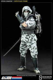 G Joe 12 inch action figure storm shadow only? s March proposed.""