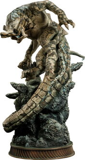 Pacific Rim スラターン kaiju statue electric car? s June provisional reservation.""