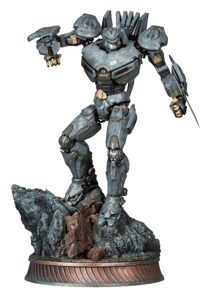 Pacific Rim - Striker Eureka Statue(Released)