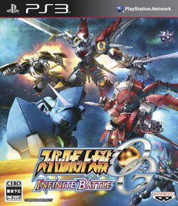 PS3 スーパーロボット大戦OG INFINITE BATTLE  通常版(PS3 Super Robot Wars OG INFINITE BATTLE Regular Edition(Back-order))