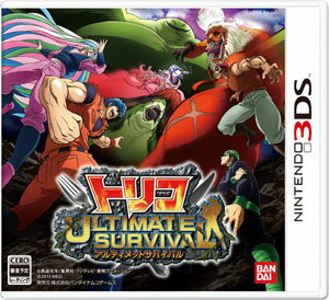 3DS Toriko Ultimate Survival
