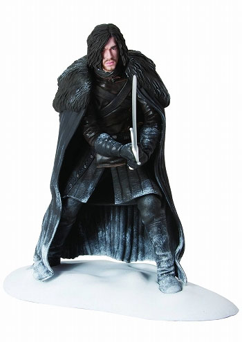 Game of Thrones - Jon Snow PVC Statue