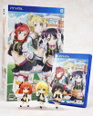 PS Vita 【DLC特典付き】ラブライブ! School idol paradise Vol.2 BiBi unit 初回限定版[角川ゲームス]《07月予約》