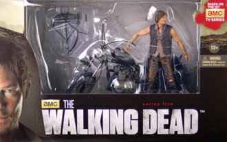 WALKING DEAD Daryl Dixon & Motorcycle DX Box Set