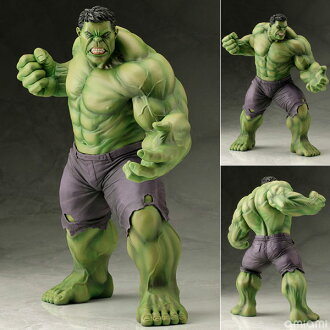 ARTFX+ - AVENGERS MARVEL NOW!: Hulk MARVEL NOW! 1/10 Easy Assembly Kit(Released)